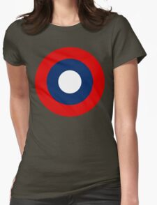 US Army (1918) AEF Insignia Womens Fitted T-Shirt