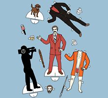 Cut It Out: Ron Burgundy Unisex T-Shirt