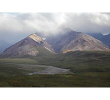 Moods Of Denali Photographic Print