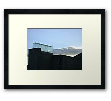 a trap for clouds Framed Print
