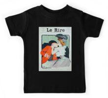 Jules Alexandre Grün Le Rire Embrace Kids Tee
