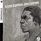 Coltrane by OneUpOneDown