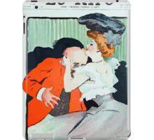 Jules Alexandre Grün Le Rire Embrace iPad Case/Skin