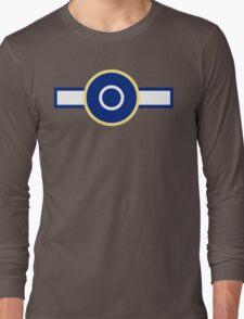 Royal New Zealand Air Force Insignia (1943-1946) Long Sleeve T-Shirt