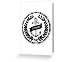 Zeeuwse Boef 2 Greeting Card