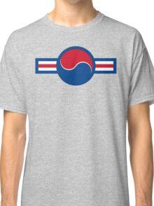 Republic of Korea Air Force Insignia Classic T-Shirt