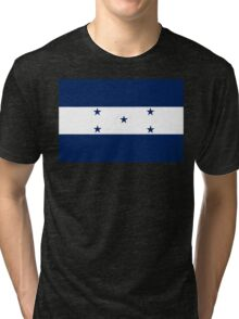 Honduras Air Force Insignia Tri-blend T-Shirt