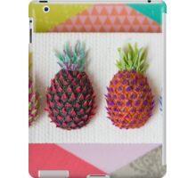 Psychedelic Pineapples iPad Case/Skin