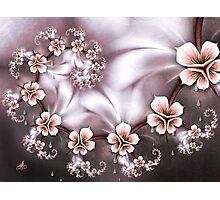 CryingJapaneseBlossom Photographic Print