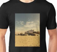 Desert Town Swallowed by the Sand Unisex T-Shirt