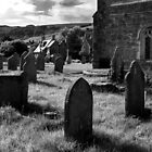 THE CHURCH YARD by Redtempa