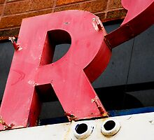 R Is For... by Kelly Connolly