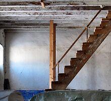 Steps to the Attic by Ritva Ikonen