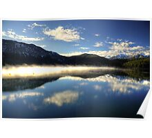 Eibsee Germany Poster