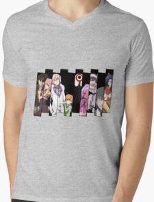 future diary mirai nikki yuno gasai yuki anime manga shirt Mens V-Neck T-Shirt