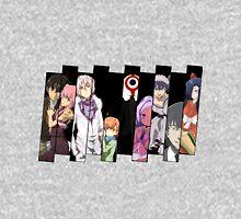 future diary mirai nikki yuno gasai yuki anime manga shirt Unisex T-Shirt