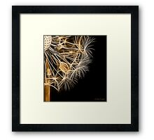 Gone But Not forgotten Framed Print