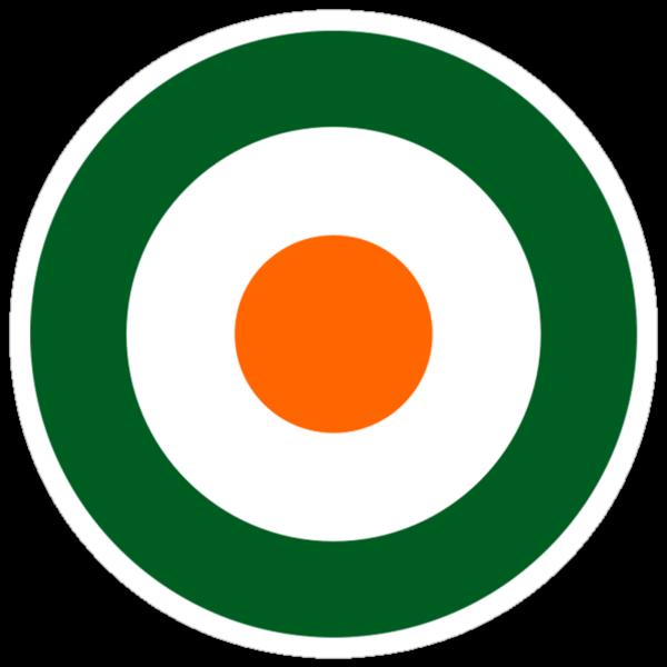 Irish Air Corps Insignia (1922-23) by warbirdwear