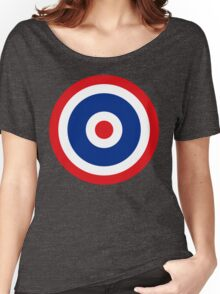Royal Thai Air Force Insignia Women's Relaxed Fit T-Shirt