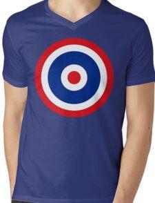 Royal Thai Air Force Insignia Mens V-Neck T-Shirt