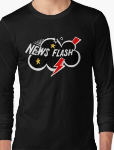 News Flash! Long Sleeve T-Shirt