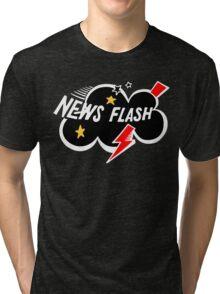 News Flash! Tri-blend T-Shirt