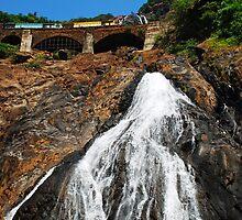 Dudhsagar Falls - Goa by sjlphotography