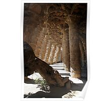 Parc Guell Poster