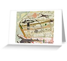 LAX1 Greeting Card