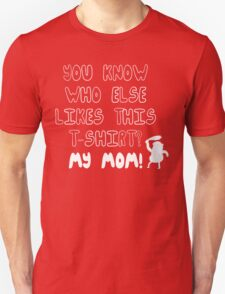 MY MOM! Regular Show T-Shirt
