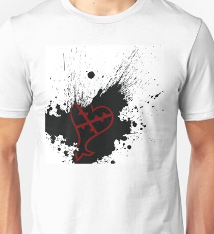 Kingdom Hearts Heartless Unisex T-Shirt