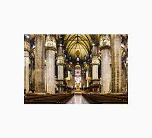 Duomo di Milano Interior Unisex T-Shirt