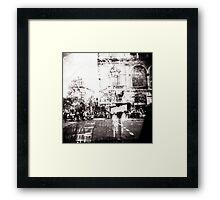 Chatelet Framed Print