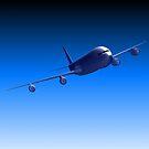 Air Plane by Bruno Beach