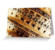 Bejeweled Greeting Card