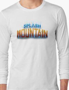 Splash Mountain Long Sleeve T-Shirt