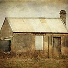 ~ A little house on the Prairie ~ by Lynda Heins