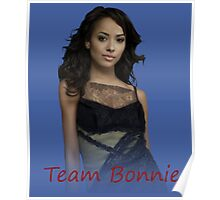 Team Bonnie - The Vampire Diaries - TVD Poster