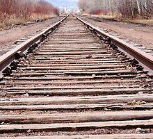 Rail to nowhere by Thomas Eggert