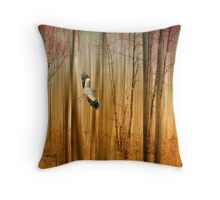 Fantasy Flight Throw Pillow