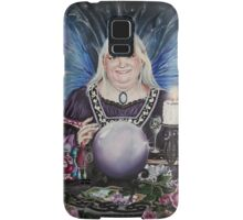 Good fairy faerie,fortune teller,tarot fantasy Samsung Galaxy Case/Skin