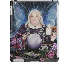 Good fairy faerie,fortune teller,tarot fantasy iPad Case/Skin