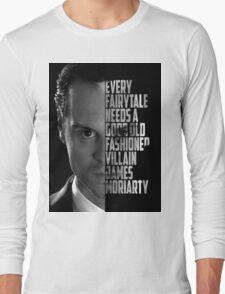 Jim Moriaty Long Sleeve T-Shirt