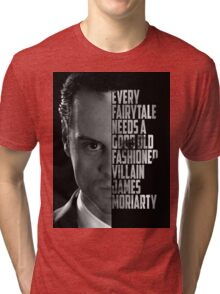 Jim Moriaty Tri-blend T-Shirt