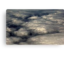 A Little Love in a Storm  Canvas Print