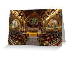 St Andrew's Uniting Church • Brisbane • Queensland Greeting Card