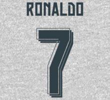 Ronaldo 2015/2016 One Piece - Long Sleeve