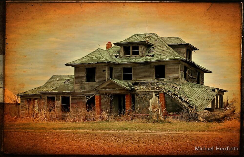 Farm House by Michael  Herrfurth