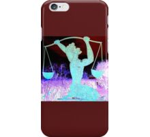 The Scales ~ Libra Man iPhone Case/Skin