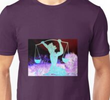 The Scales ~ Libra Man Unisex T-Shirt